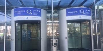 Eingang SMX München