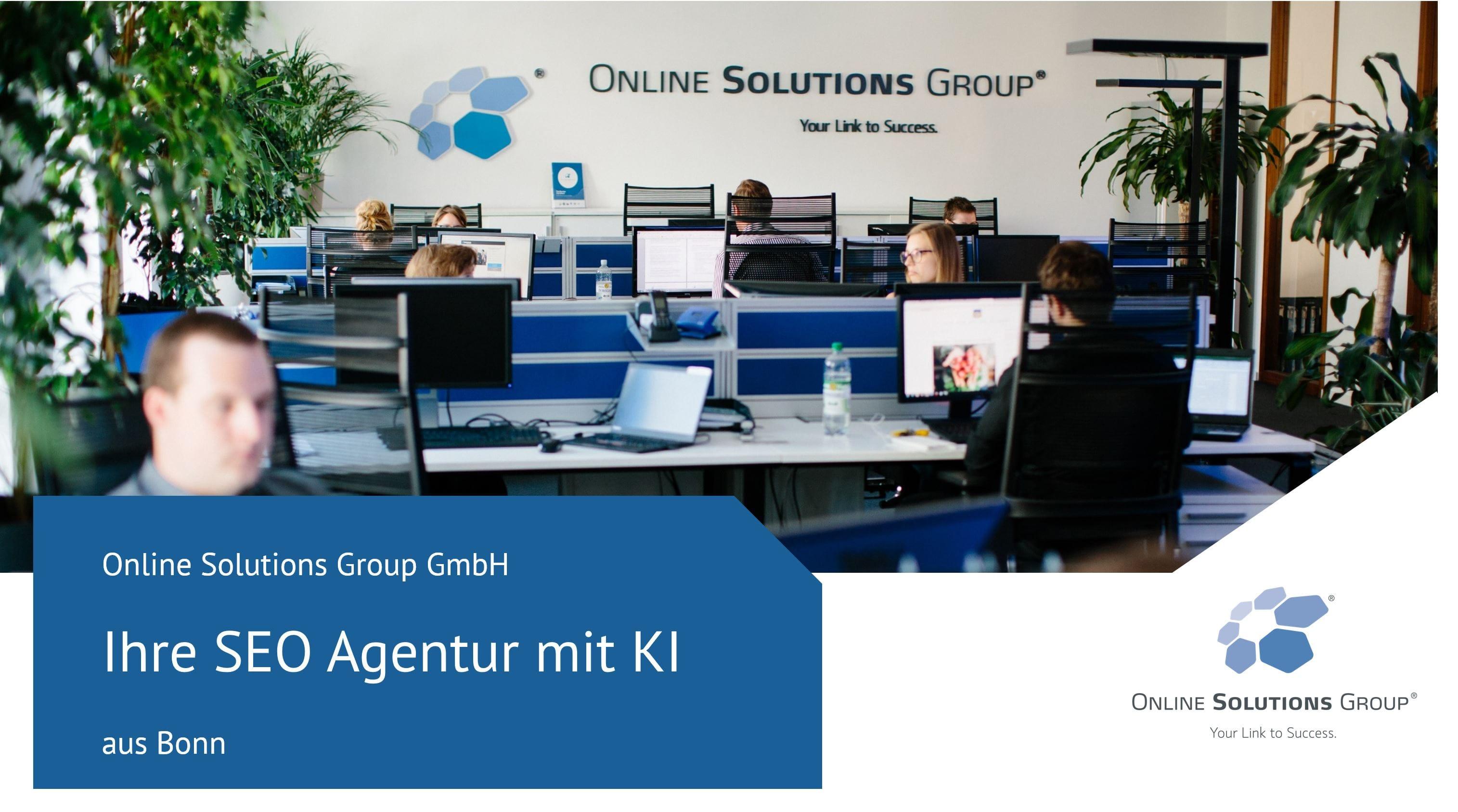 Ihre SEO Agentur mit KI Bonn