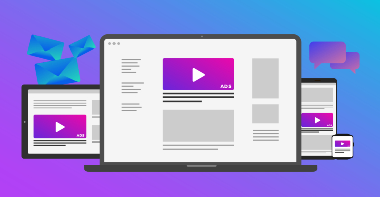 In-Page video ad