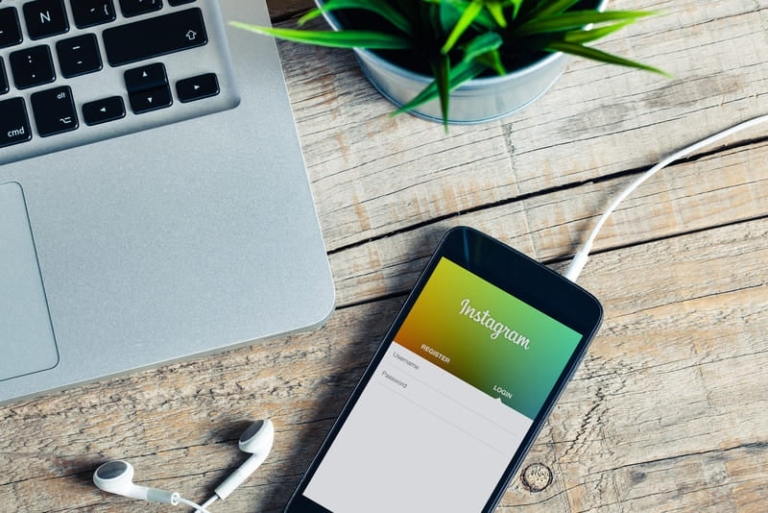 Instagram testet neue Funktion für das Posten vom Desktop