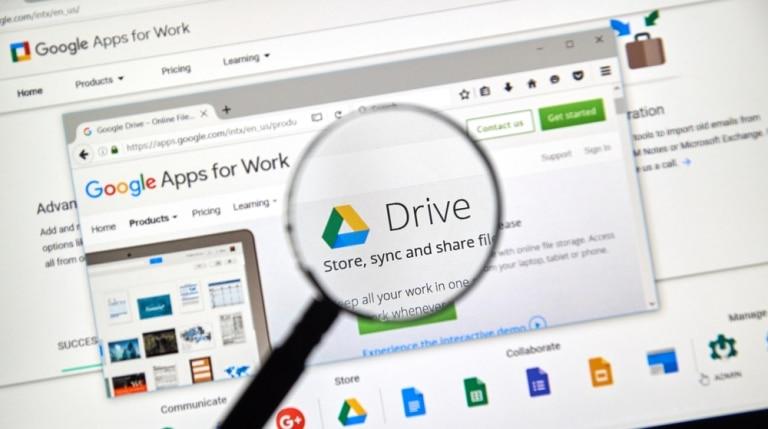 Integration von Google Drive in Chrome