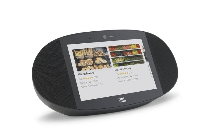 JBL Link View Smart Display