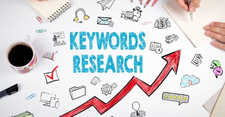 Elemente einer Keywordrecherche