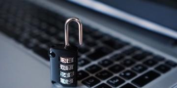 Laptop-Sicherheitsschloss