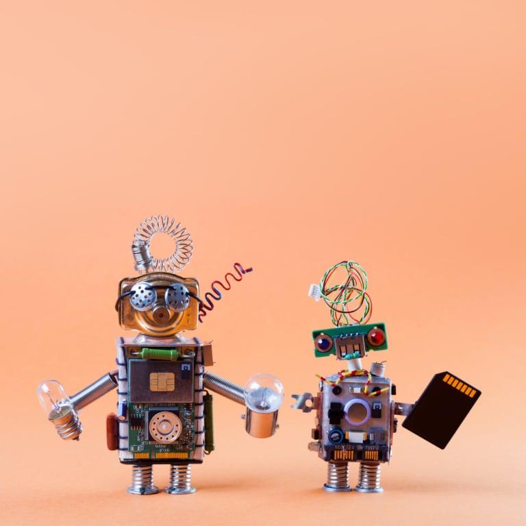 Mini Roboter