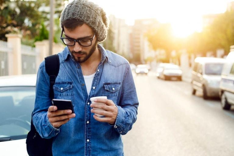 Beitragsbild zum News-Blog Mobile-First-Index