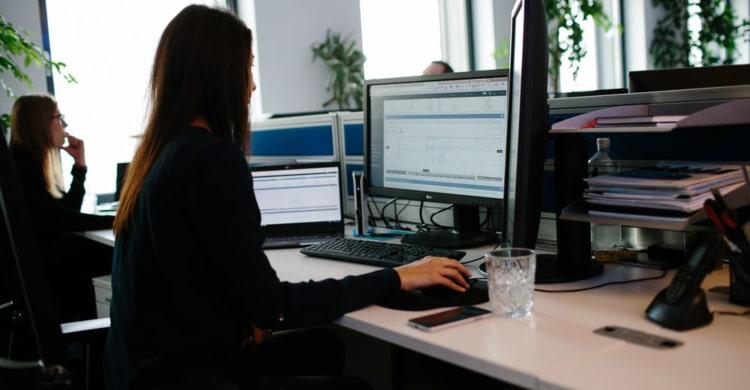 Das Office der OSG