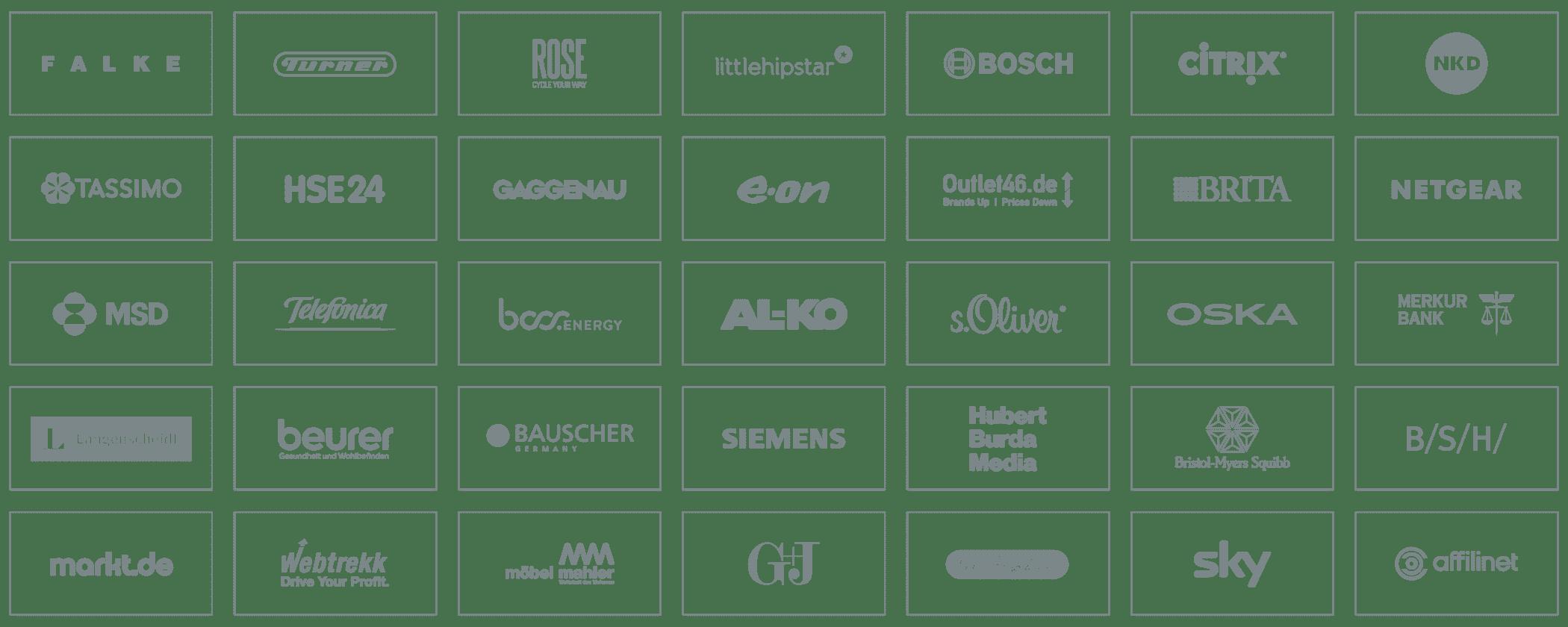 Kunden der OSG