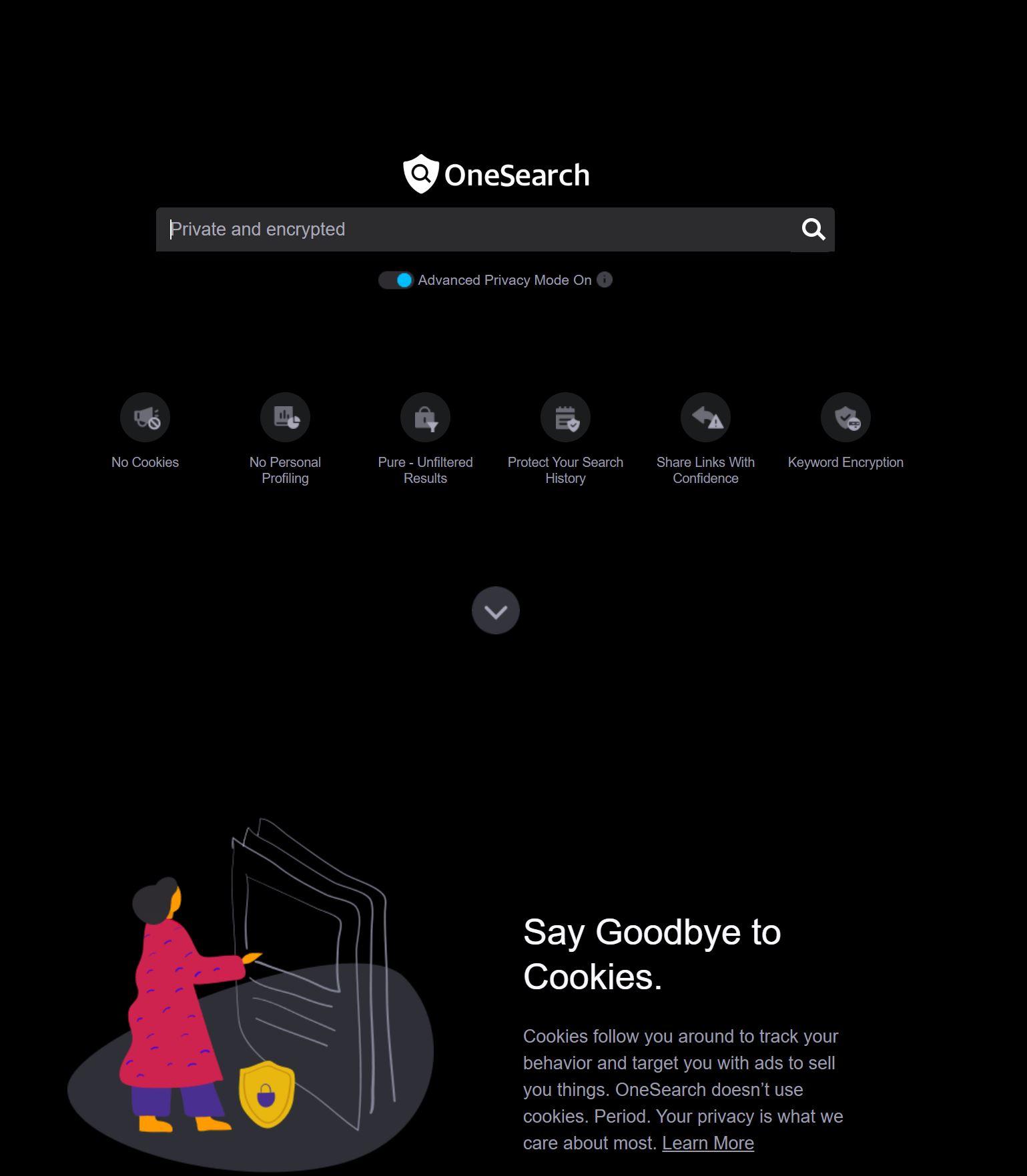 OneSearch_neue Suchmaschine
