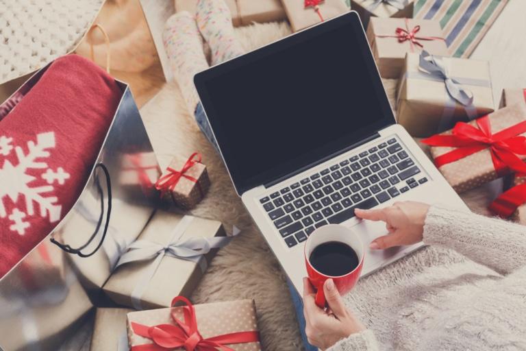 Online Geschenk Kaufverhältniss für Weihnachten