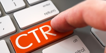 Deutlicher Rückgang organischer Click-Through-Rates bei Google