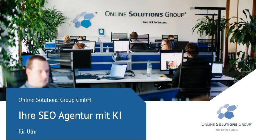 Seo Agentur Ulm