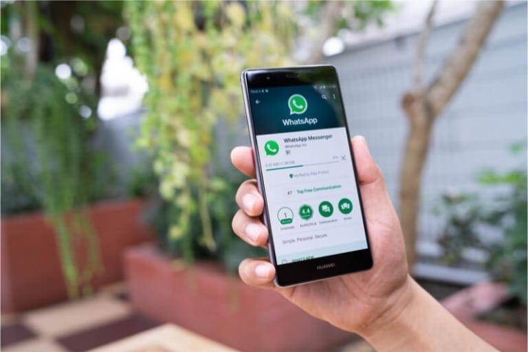 Sicherheitsprobleme bei alten Whatsapp Versionen