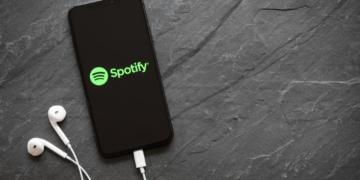 Spotify auf iPhone