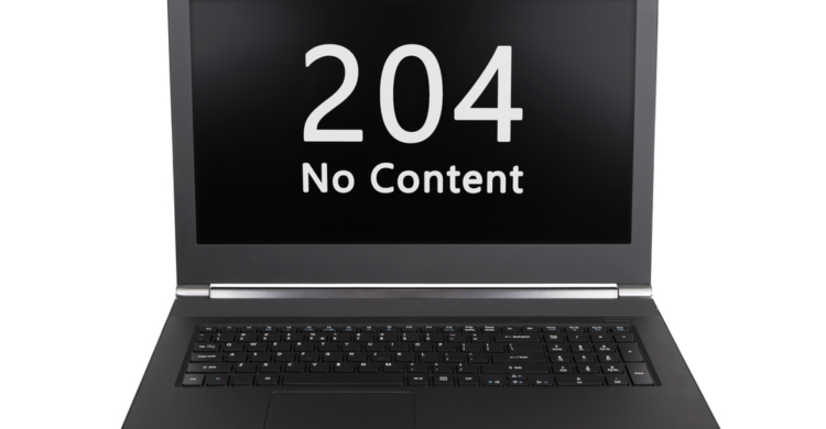 Statuscode 204 No Content