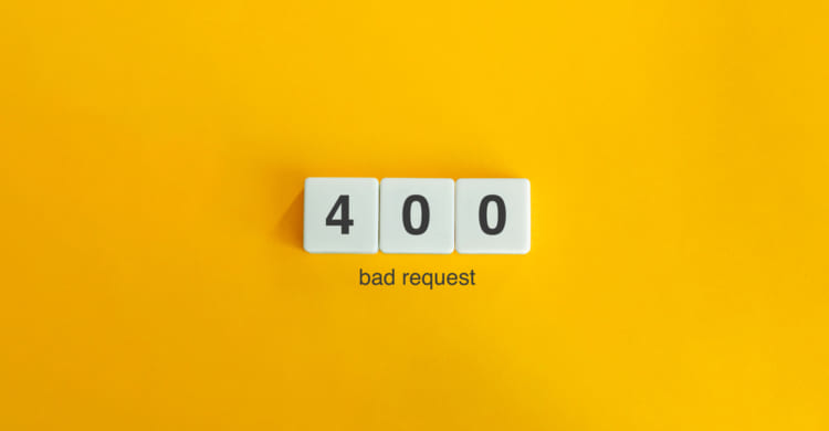 Statuscode 400