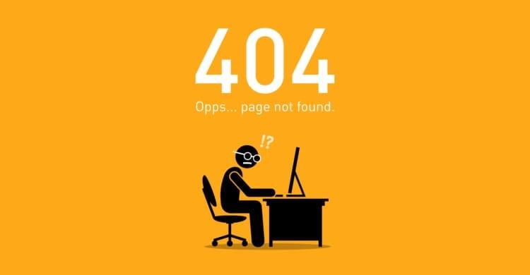 Statuscode 404