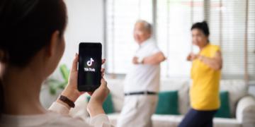TikTok veröffentlicht den ersten LiDAR-fähigen AR-Effekt für das iPhone 12
