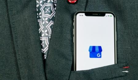 Titelbild Google My Business API