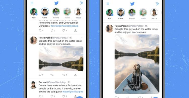 Tweet-neue-methode