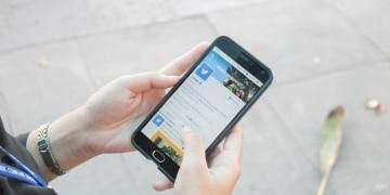 Twitter neue Navigationsleiste