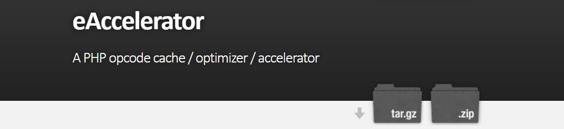 Typo3 Ladezeitenoptimierung eAccelerator als PHP-Beschleuniger
