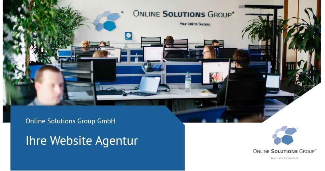 Website Agentur München