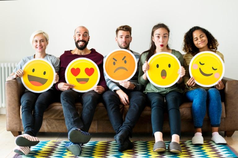 Unicode Konsortium Die häufigsten benutzten Emojis sind