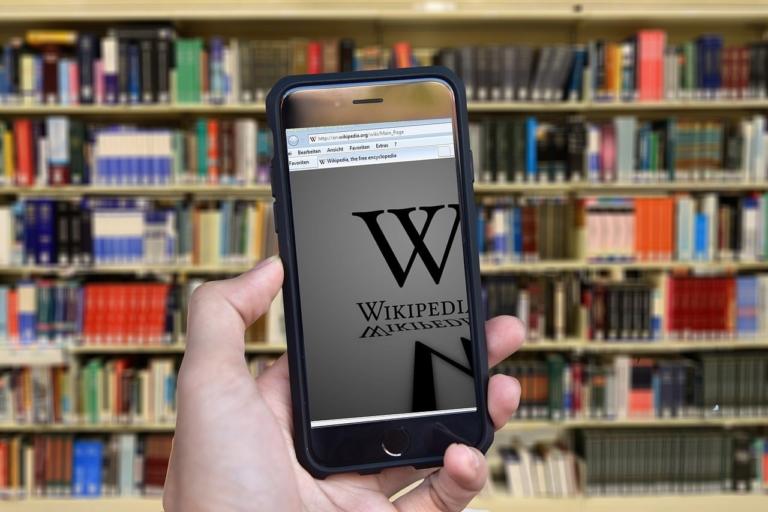 Veraltete Beiträge auf Wikipedia
