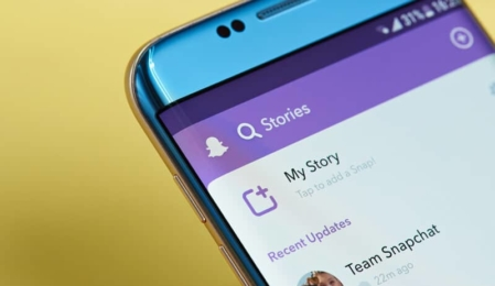 Werbung auf Snapchat schalten