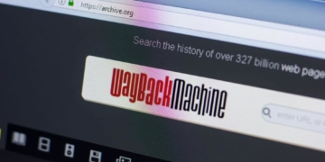 Wayback Maschine Browser