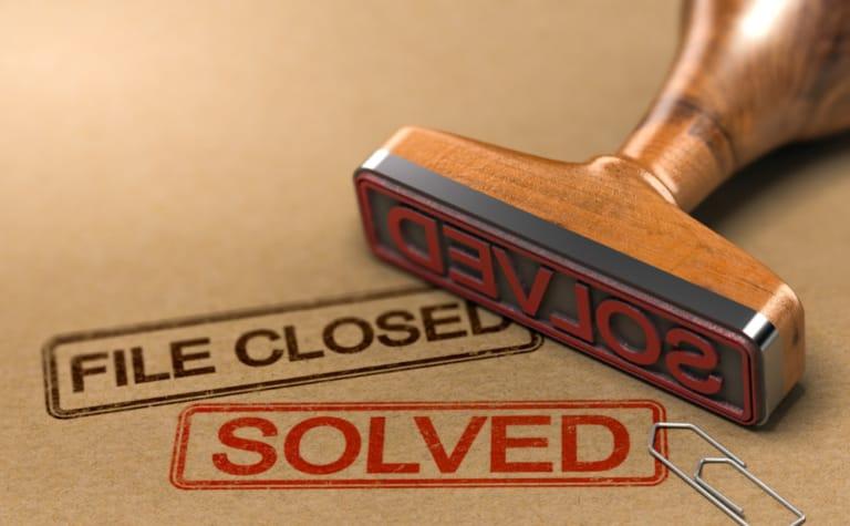 Wordpress-Problem-Solved-File-Closed-News-Stempel