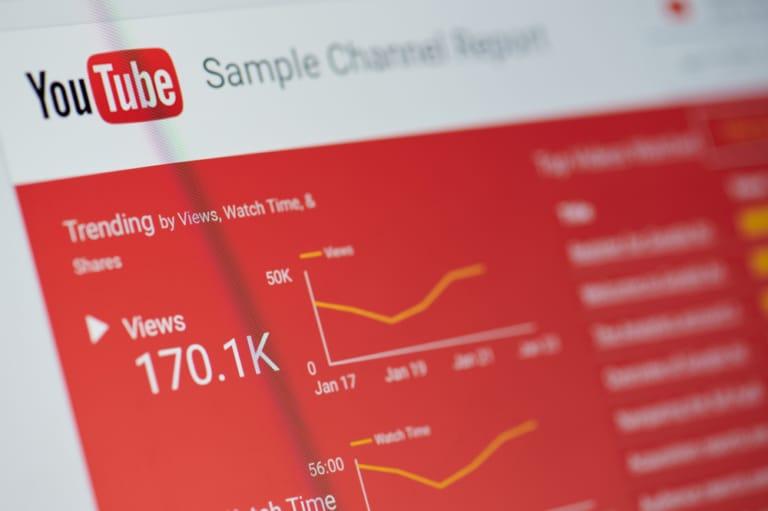 YouTube-Analystics