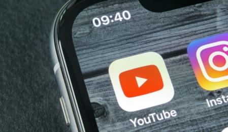 YouTube mobil