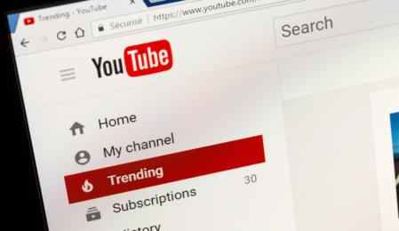 YouTube; Neue Hashtag-Suchergebnisseiten