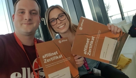Online Solutions Group beim affiilinet Performance Training 2017