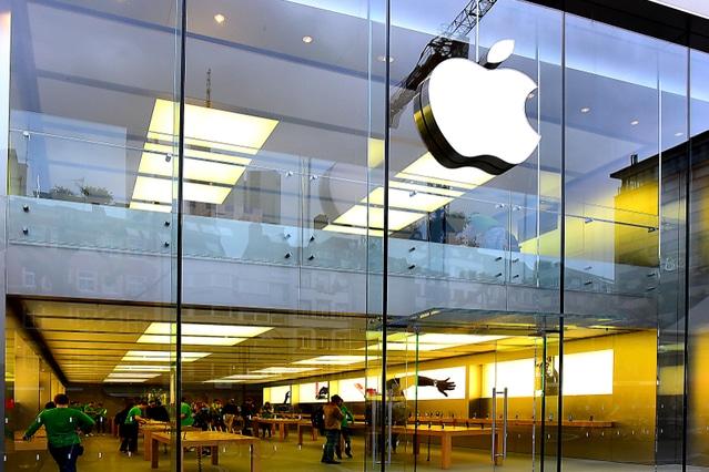 Apple Aktie verliert an wert
