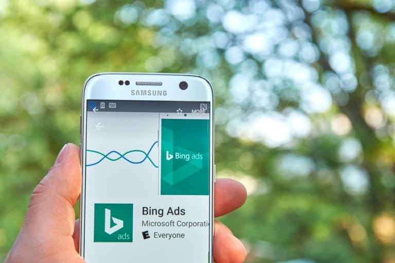 Neue Anzeigenerweiterung bei Bing