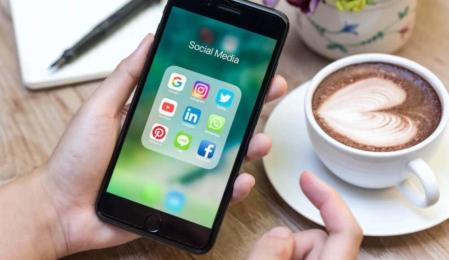 Bitkom-Studie Social-Media-Werbung