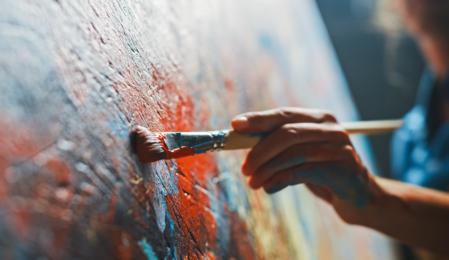 Chimera Painter setzt auf Kunst durch KI
