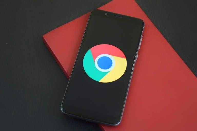 Google Chrome Self Share