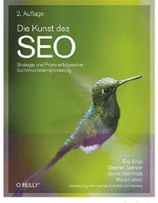 Die besten SEO Bücher - Buchcover Die Kunst des SEO