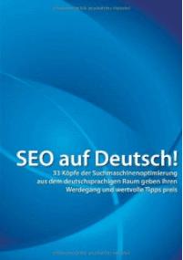 Die besten SEO Bücher - Buchcover SEO auf Deutsch!