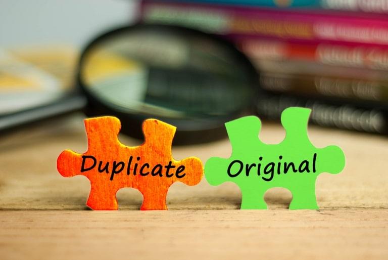 Duplicate Content kann auch ohne Crawling erkannt werden
