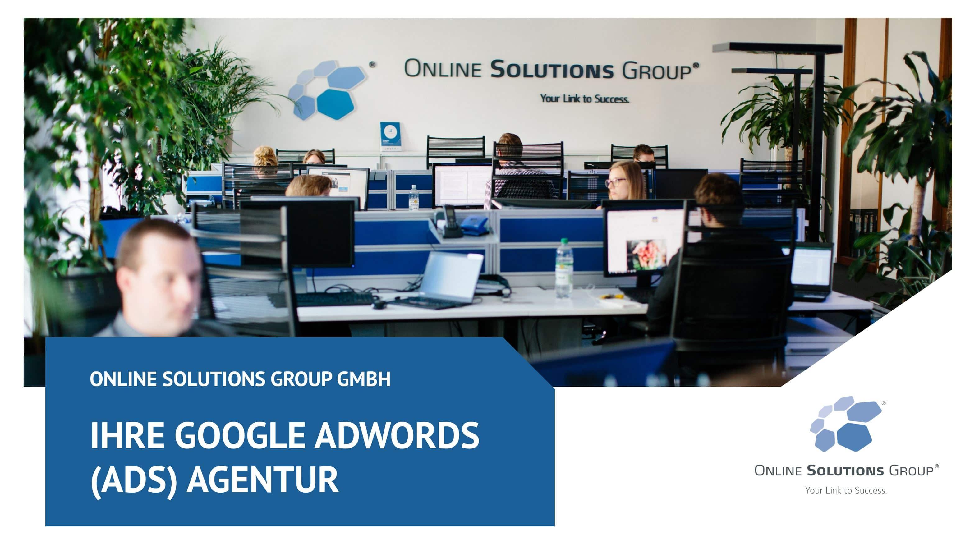 Ihre Google AdWords Agentur München