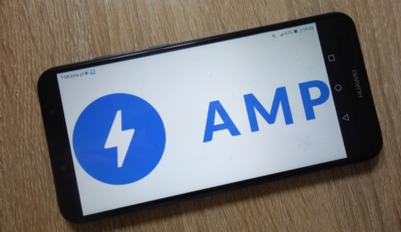 AMP strukturierte Daten