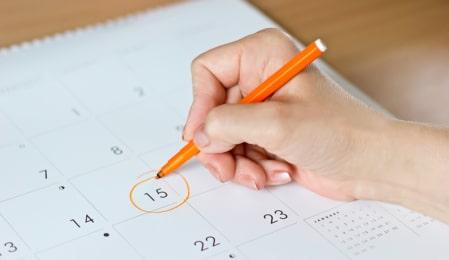 Kalender-datum