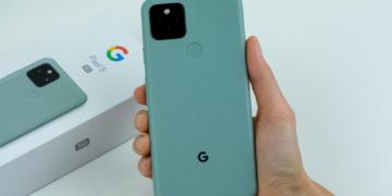 Neues Kamera Update bei Google. Google Kamera 8.1 für Pixel 5