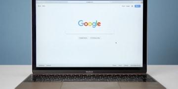 Google SERP: Test eines neuen Designs