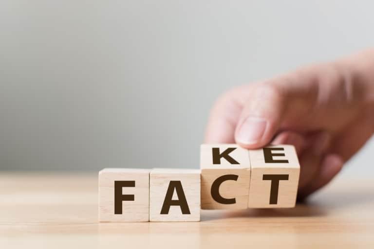 Menschen glauben schnell an Google Gerüchte